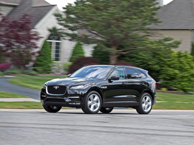 2019 Jaguar F Pace