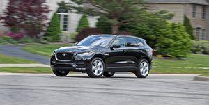 2017 Jaguar F-Pace 2.0d R Sport