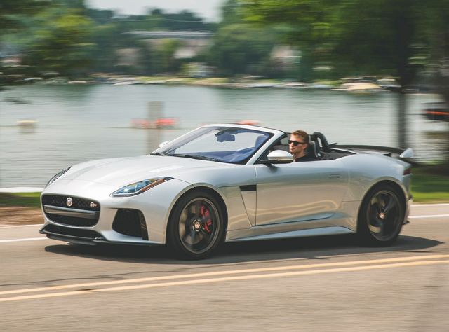 2019 Jaguar F Type R