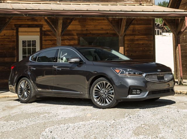 2019 Kia Cadenza Review Pricing And Specs