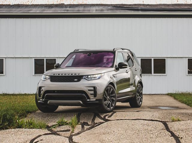 Discover Car Lot >> 2019 Land Rover Discovery