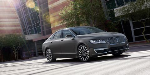 Lincoln Zephyr Sedan Possible Replacement For Mkz