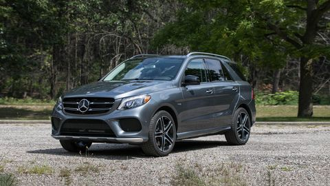 New Mercedes Amg Vehicles Models And Prices Car And Driver