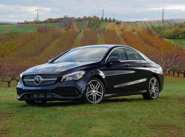 2019 Mercedes-Benz CLA-Class Review, Pricing, And Specs