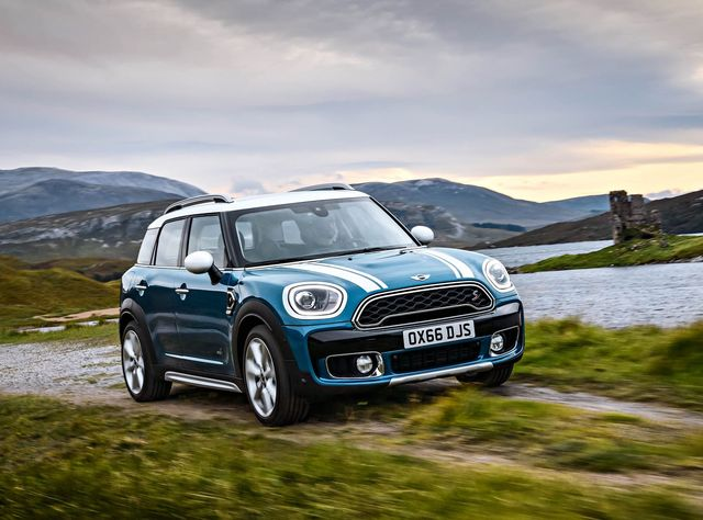 2019 Mini Cooper Countryman S Review Pricing And Specs