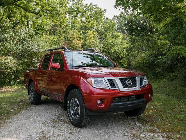 New Nissan Frontier >> 2019 Nissan Frontier