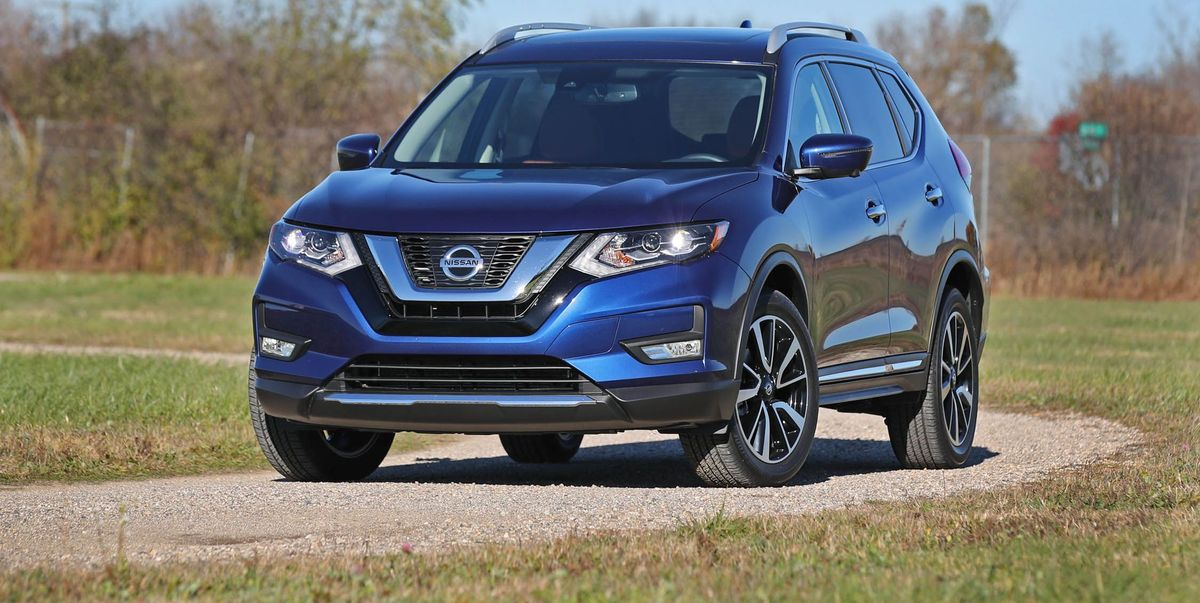 Mercedes Pre Owned >> 2019 Nissan Rogue Review, Pricing, and Specs