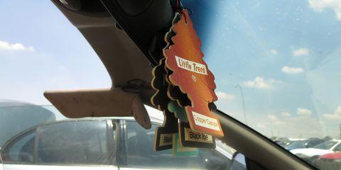 copper canyon little trees in junkyard cars