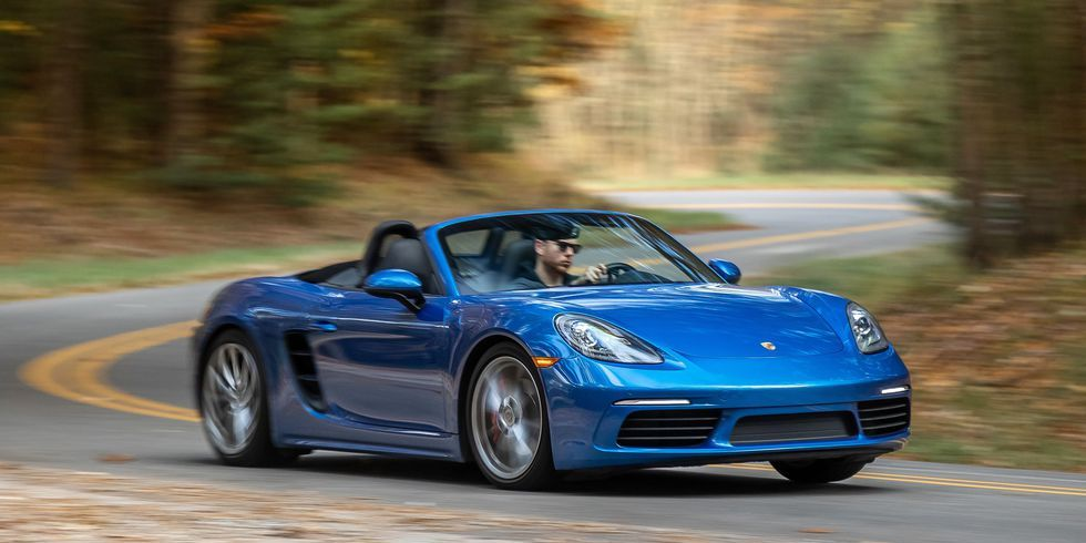 40,000 Miles with the 2017 Porsche 718 Boxster S