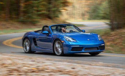 Land vehicle, Vehicle, Car, Sports car, Convertible, Automotive design, Porsche boxster, Supercar, Coupé, Performance car,
