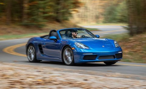 How Reliable Is the 2017 Porsche 718 Boxster S?