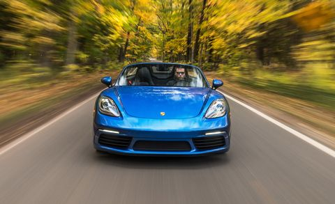 83a27cf8 How Reliable Is the 2017 Porsche 718 Boxster S?