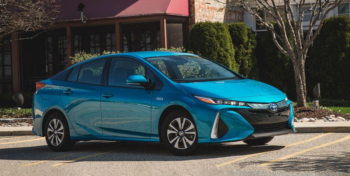 Used Toyota Prius For Sale >> 2019 Toyota Prius Prime