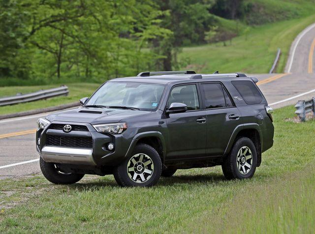 2018 Toyota 4Runner – New Info: It Will Not Receive Big Changes >> 2019 Toyota 4runner