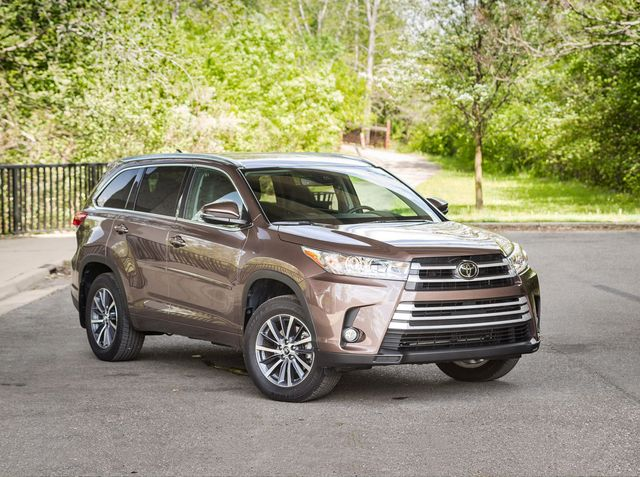 2019 Toyota Highlander Review Pricing And Specs