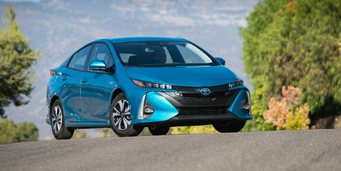 2020 Toyota Prius Prime Updates New Features