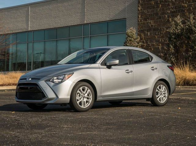 Toyota Yaris iA Review, Pricing and Specs
