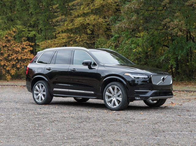 2019 Volvo XC90 Review, Pricing, and Specs
