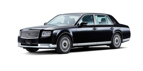 Enter The 2020s In Style With The New Toyota Century
