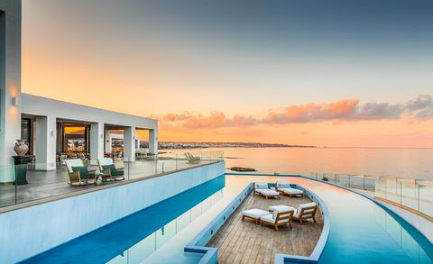 Abaton Island Resort and Spa, Crete, Greece
