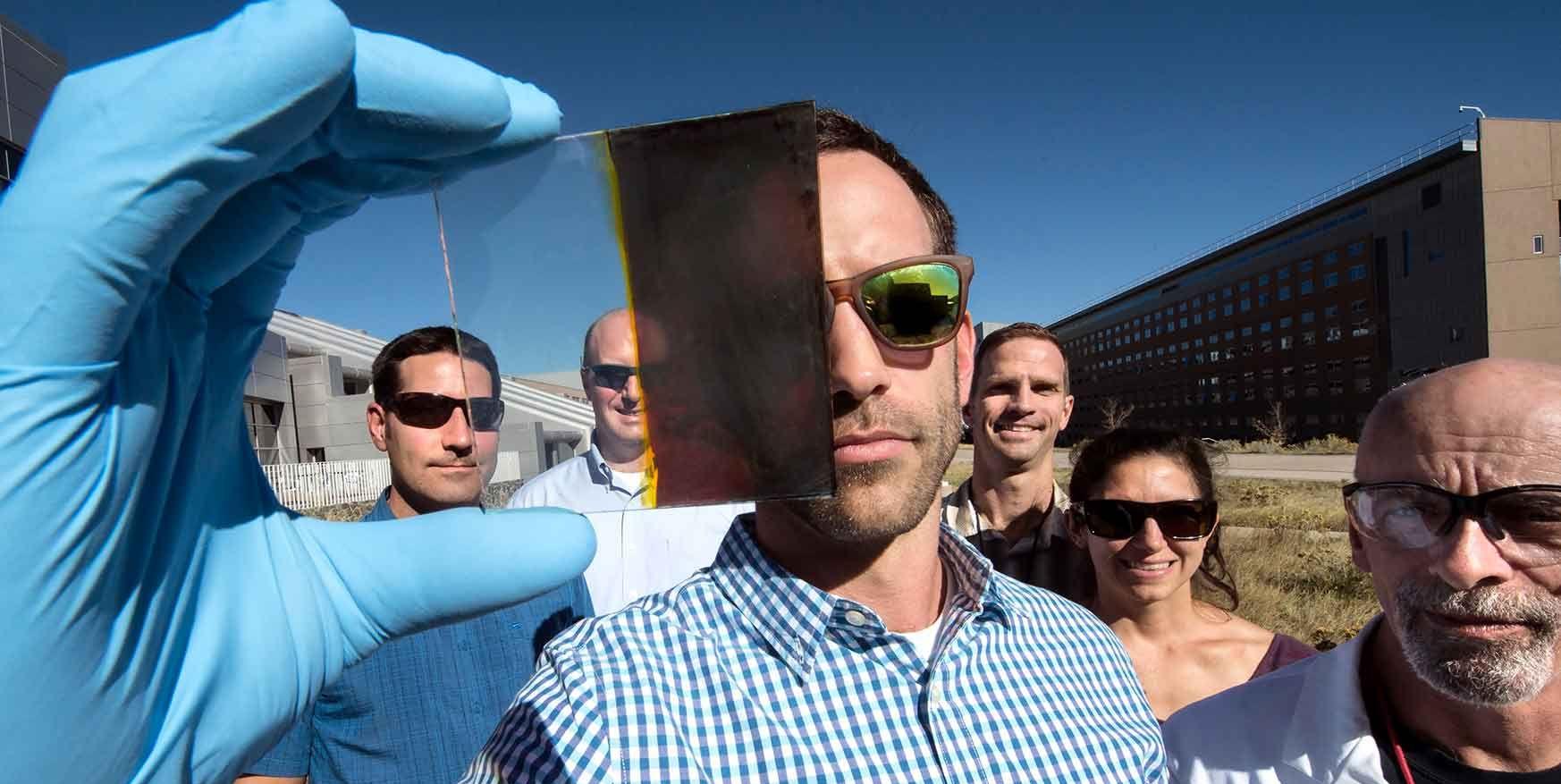 Le finestre che fanno anche da pannello solare diventano realtà