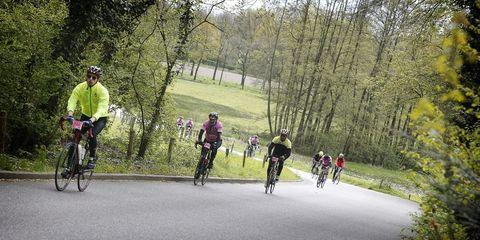 Italiaanse wielrennen, Gran Fondo Rosa, klassieker, toertocht, gran fondo
