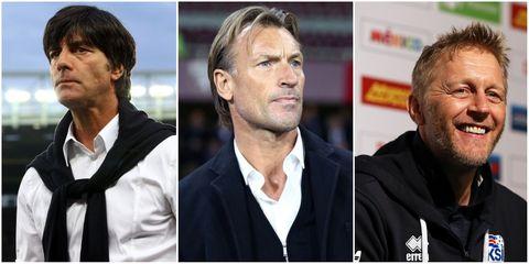 2018FIFA,世足,教練,冰島,德國,摩洛哥
