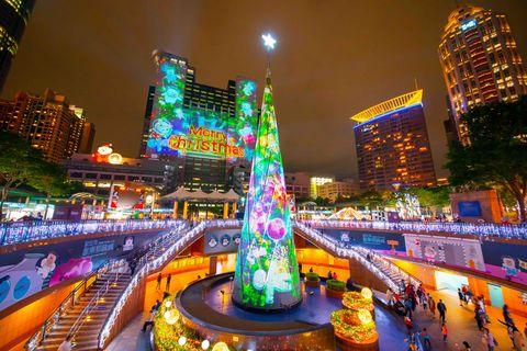 2020新北歡樂耶誕城要跟「迪士尼」合作啦!