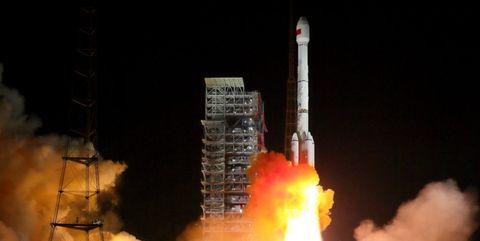 china long march 3 rocket launch