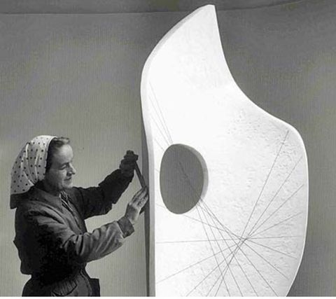 Remembering Artist Barbara Hepworth And Her Sculptures