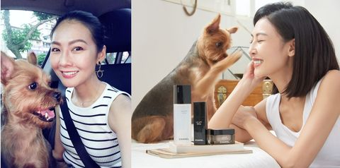 Skin, Cat, Beauty, Selfie, Nose, Felidae, Photography, Companion dog, Small to medium-sized cats, Canidae,