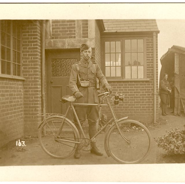 World War I Bicycle Units 8 Ways Bikes Helped Win Wwi