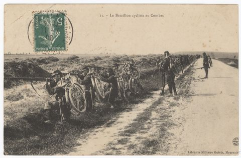 WWI bicycles
