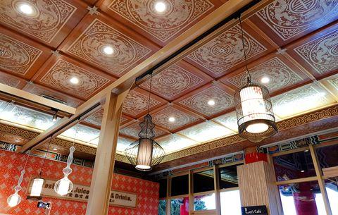 Ceiling, Lighting, Building, Architecture, Beam, Ballroom, Interior design, Light fixture, Ceiling fixture, Daylighting,