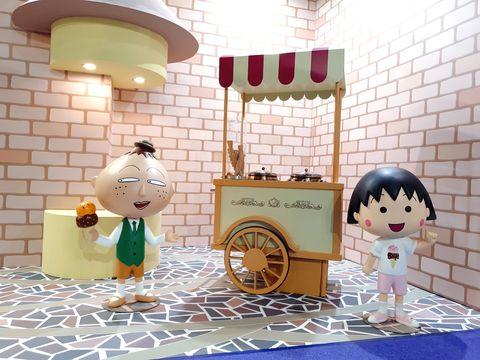 Cartoon, Room, Interior design, Table, Toy, Animation, Illustration, House, Figurine,