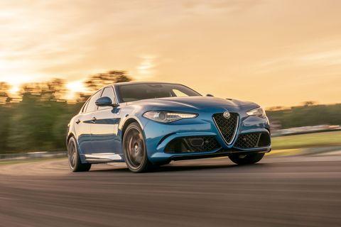 2018 Alfa Romeo Giulia Quadrifoglio at Lightning Lap 2019