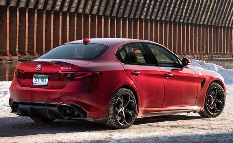 Alfa Romeo Giulietta 2018 >> How Reliable Is The 2018 Alfa Romeo Giulia Quadrifoglio