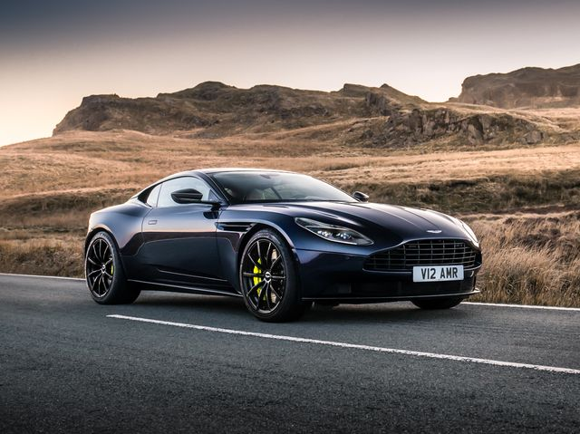 2021 Aston Martin Db11 Review Pricing And Specs