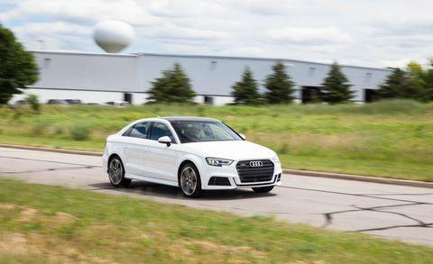 Land vehicle, Vehicle, Car, Automotive design, Audi, Family car, Wheel, Rim, Personal luxury car, Audi s3,