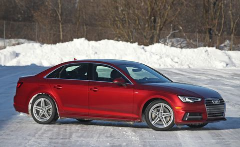 2018 Audi A4 2.0T 6MT