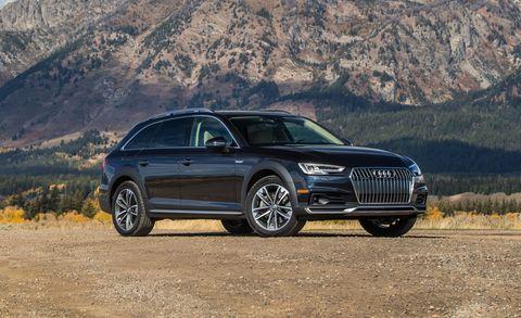 Land vehicle, Vehicle, Car, Motor vehicle, Luxury vehicle, Automotive design, Audi allroad, Audi, Mid-size car, Sport utility vehicle,