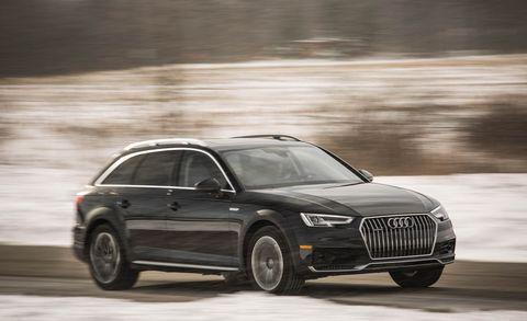 Land vehicle, Vehicle, Car, Audi, Automotive design, Luxury vehicle, Mid-size car, Family car, Automotive tire, Sport utility vehicle,