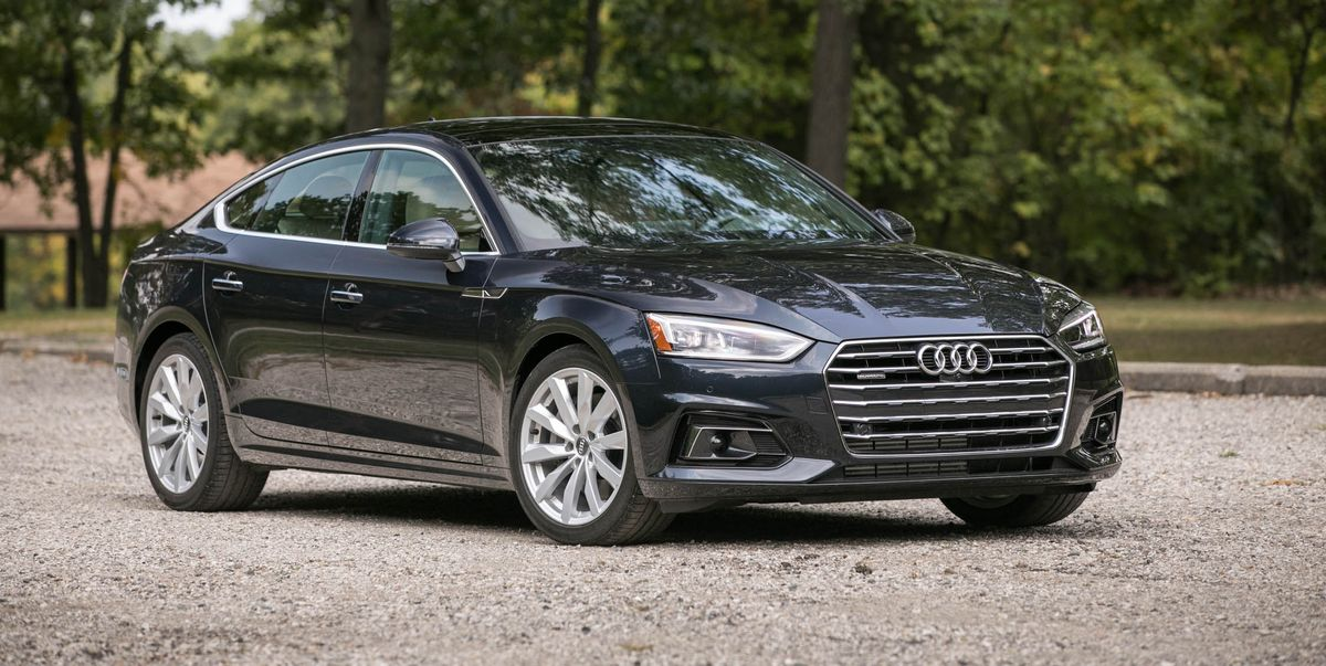 2019 Audi A5 Sportback Review, Pricing, and Specs