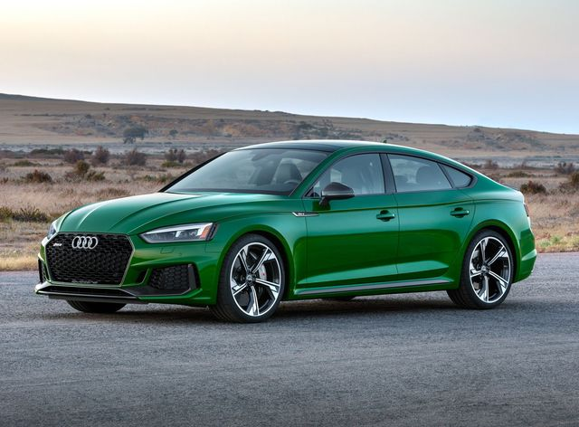 audi rs sportback review pricing  specs