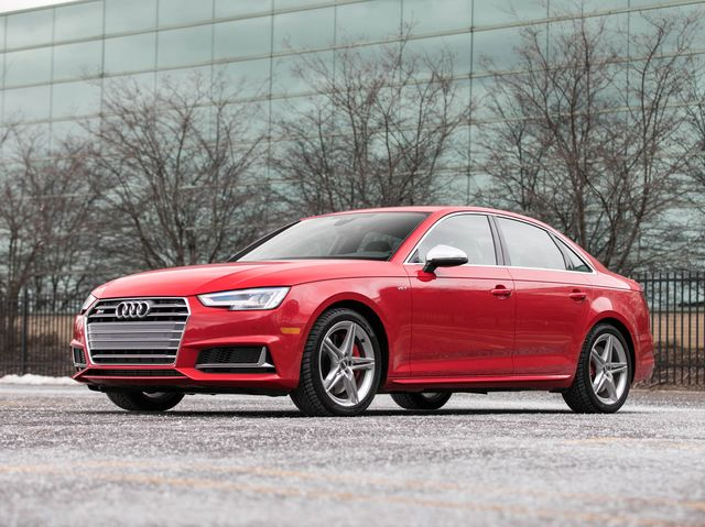 Audi S4 0-60 >> 2019 Audi S4