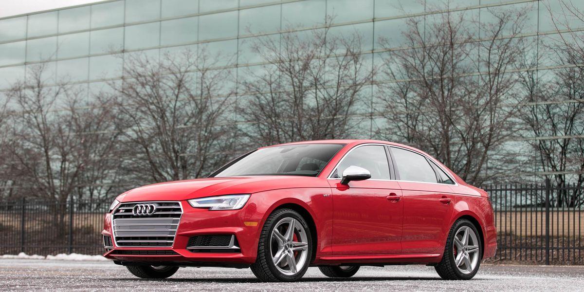 Audi S4 Lease >> 2019 Audi S4