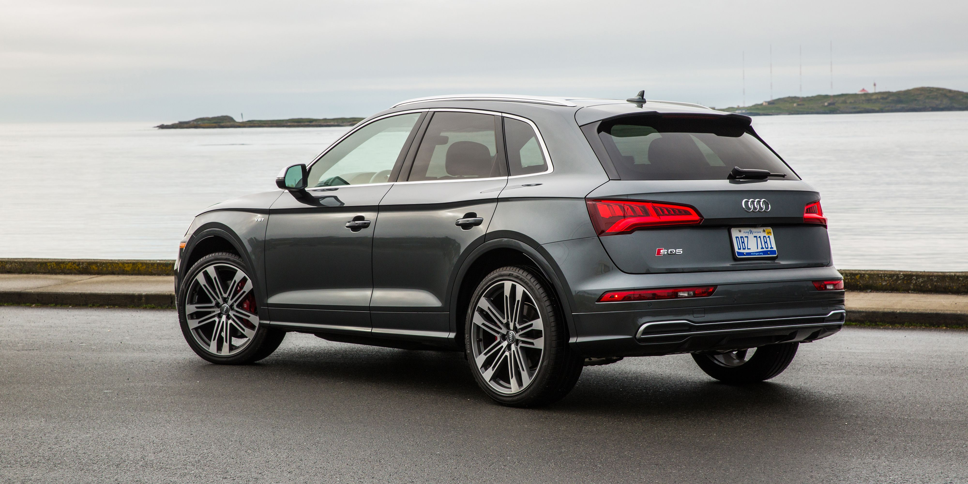 The Audi Sq5 Is What This Generation S Muscle Car Looks Like
