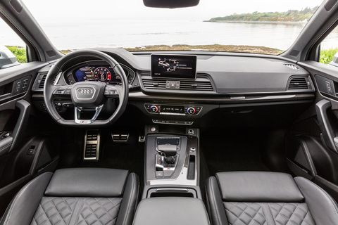 Audi 0 60 >> The Audi Sq5 Is What This Generation S Muscle Car Looks Like