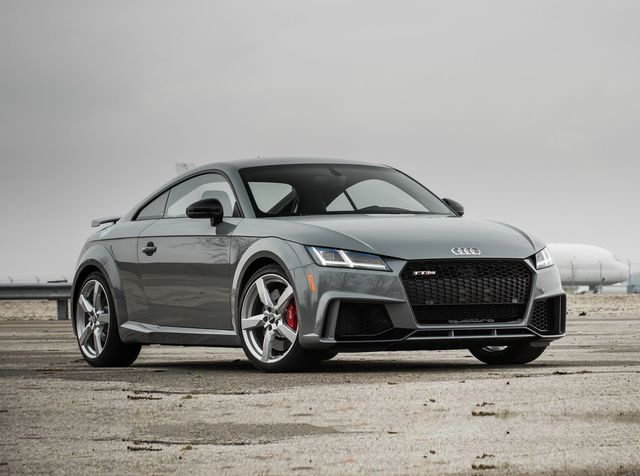 Audi Tt Rs >> 2018 Audi Tt Rs Review Pricing And Specs