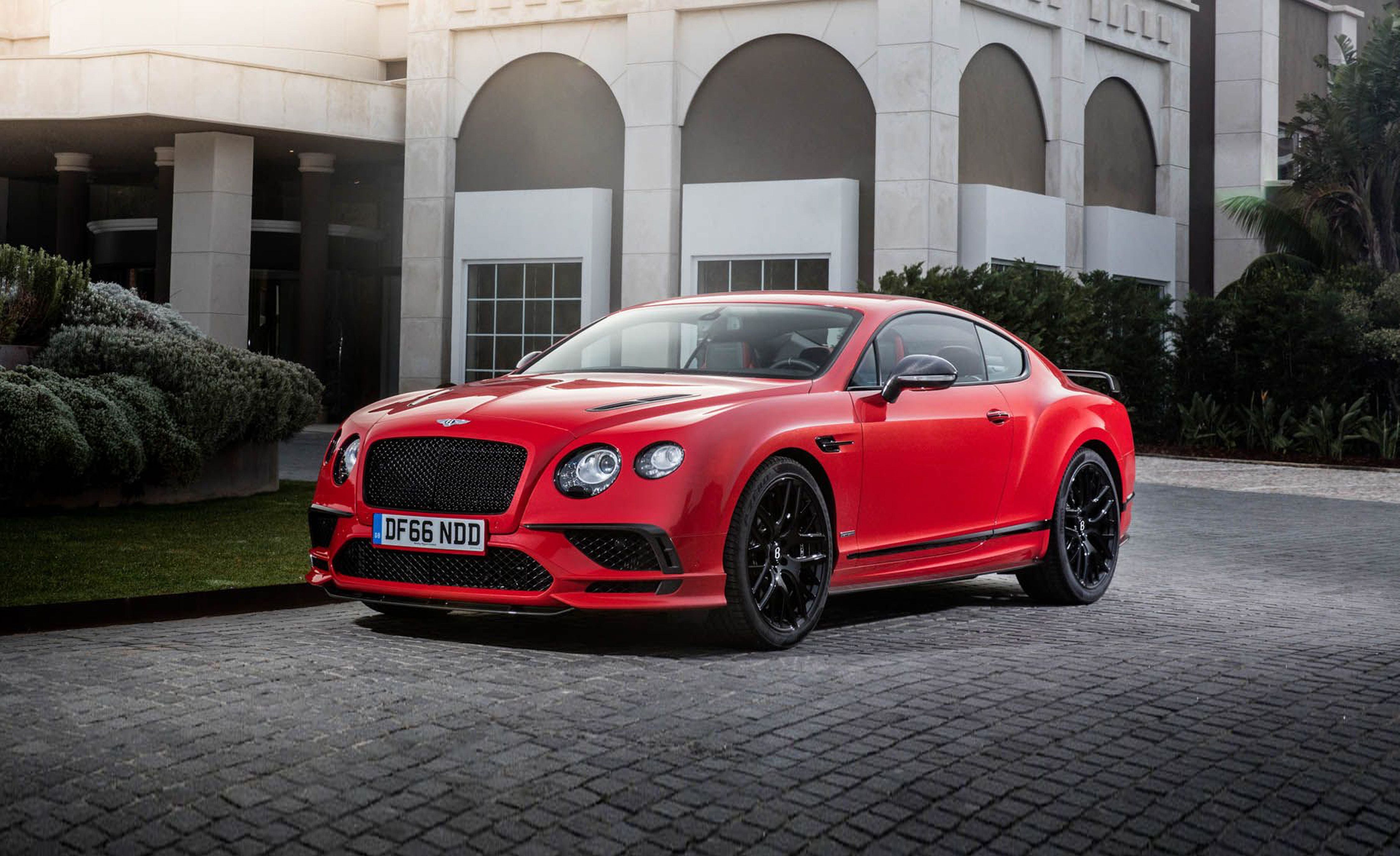 Bentley Continental Supersports Review Pricing And Specs